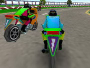 3D Moto Racing