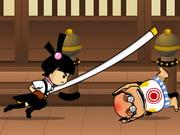 لعبة السيوف والصنادل