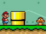 Super Flash Mario Bros Hacked