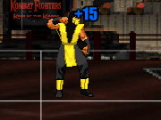 Kombat Fighters Hacked
