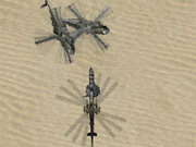 Desert Strike Hacked