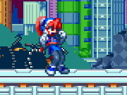 Megaman X Virus Mission 2 Hacked