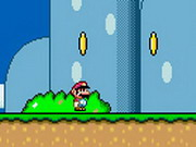 Play Super Mario World Revived Hacked