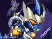 لعبة armor hero