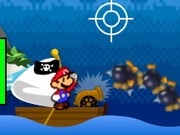 Play Mario Sea War Hacked