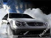 Mercedes Drift Competition Hacked