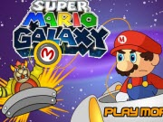 Super Mario Galaxy Hacked