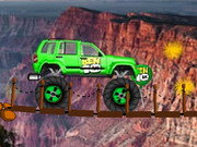Ben 10 Urban Jeep Hacked