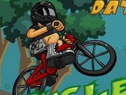 لعبة دراجة هوائية