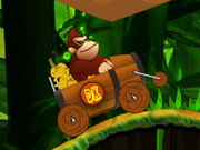 Donkey Kong Jungle Ride Hacked