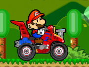 Super Mario ATV Hacked