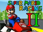 Super Mario Racing 2 Hacked