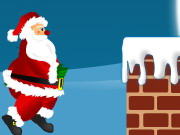 Shop N Dress Santa Claus Jumping