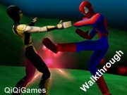 3D Fighting Walkthrough