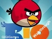 Angry Birds Rio Online Walkthrough