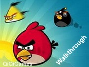 Angry Birds Unlock Walkthrough
