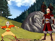 Avatar: The Last Air Bender Bending Battle Walkthrough