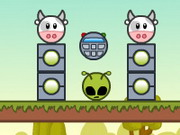 Cows vs Aliens Walkthrough