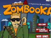 Flaming zombooka Walkthrough