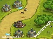 Kingdom Rush Hacked Walkthrough