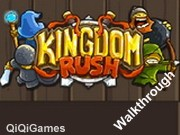 Kingdom Rush Unlimited Walkthrough