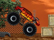 Monster Truck Demolisher Walkthrough