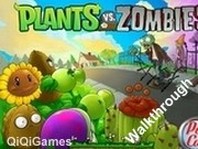 Plants vs Zombies Online Walkthrough