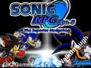 Sonic RPG eps 10 Walkthrough