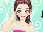 Asian Gal Dressup