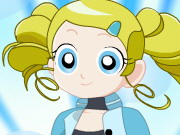 Bubbles Powerpuff Girl Dress Up