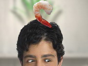 Drake and Josh Big Shrimp