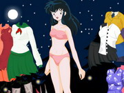 Kagome Higurashi Dress Up