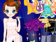 Kim Dancer Dressup