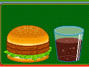 Hamburger Girl Game Play Online Qiqigames