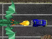 Hot Wheels Dragon Fire: Scorched Pursuit