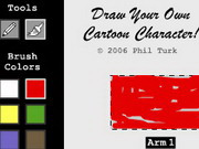 Draw Your Cartoon Character