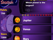 Space Quizz Game