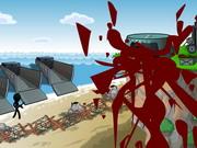 causality saving private stickman walkthrough games - Causality Halloween Walkthrough