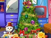 Karácsonyfa díszítős