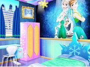 Frozen sisters decorate bedroom hacked qiqigames com play free