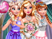Princesses Spooky Selfie Hacked Games