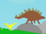 Dino Run Hacked - Game 2 Play Online