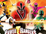 play online power rangers samurai games
