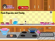 Cook Cupcake and Candy