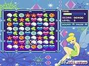 Play Tinkerbell's Jewel Jumble