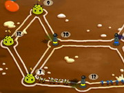 Bug War 3 Hacked - QiQiGames Com - Play Free Games Online