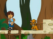 لعبة حديقة الحيوانات zoo