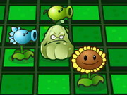 Match Plants and Zombies
