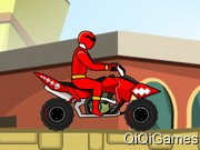 Power Rangers-Dino Ranger ATV