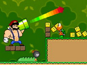 Play Super Bazooka Mario